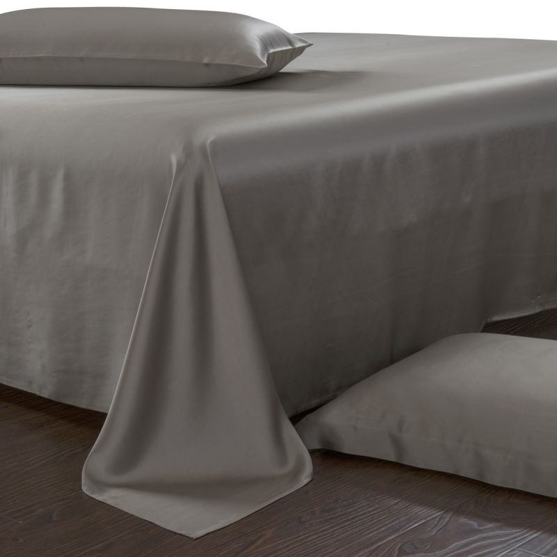 19MM Seamless Silk Flat Sheet